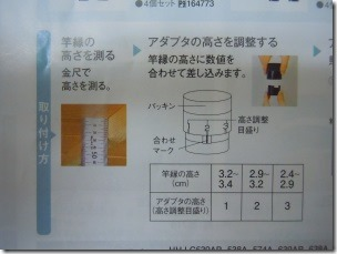 Method of mounting1