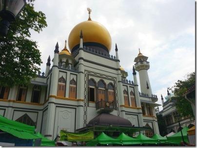 シンガポールのサルタンモスク
