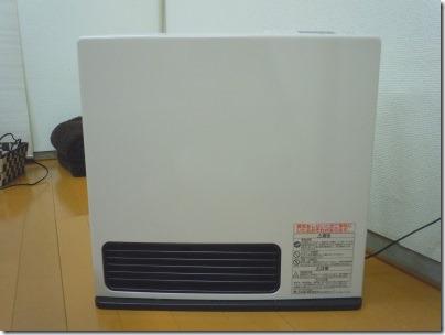 リンナイ都市ガス用ガスファンヒーターSRC-363E