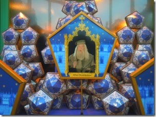 Dumbledore card
