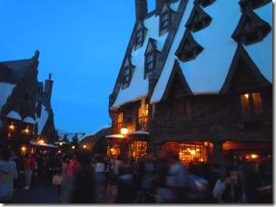 USJ Harry Potter night view1