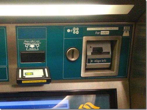 General Ticketing Machine Expansion