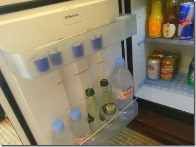 マリーナマンダリンの冷蔵庫内2